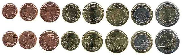Discover the Coins in Circulation Around the World: Belgian Money - Belgium Coins in Circulation
