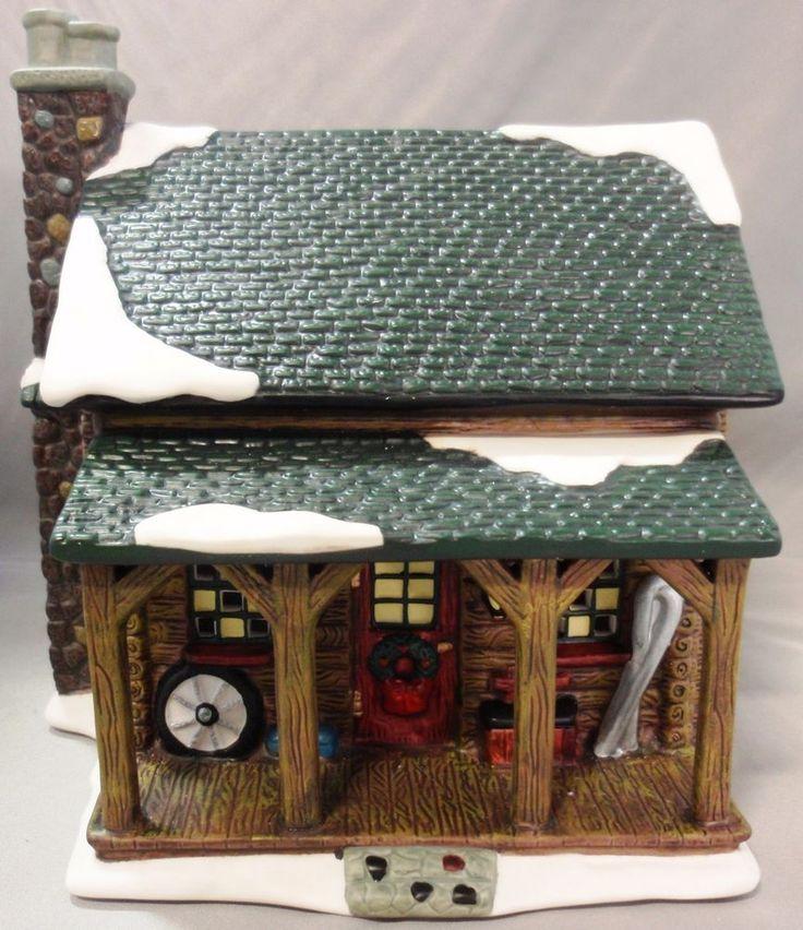 17 best St. Nicholas Square Christmas Holiday Village Buildings ...