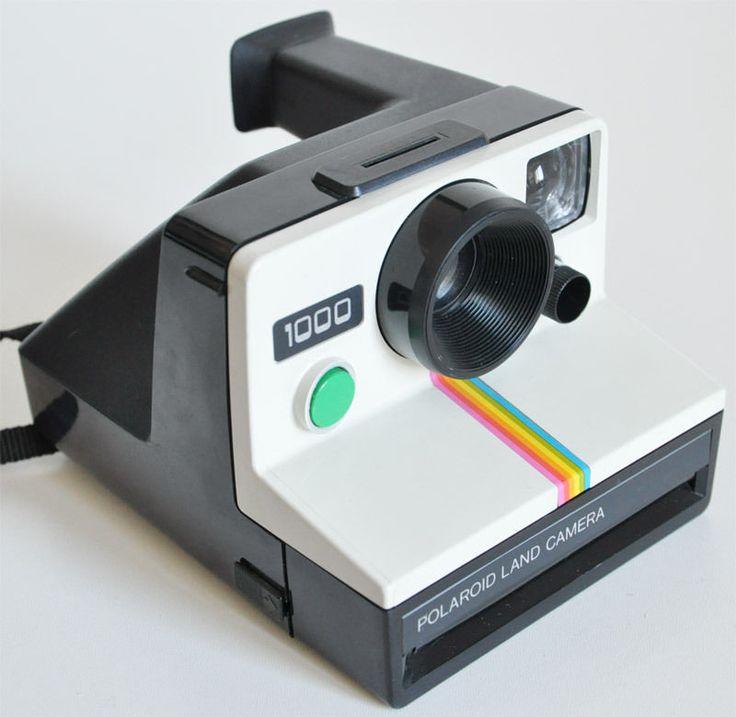 Polaroid 1000 Instant Classic Time Zero Artistic TZ SX-70 film TESTED OK
