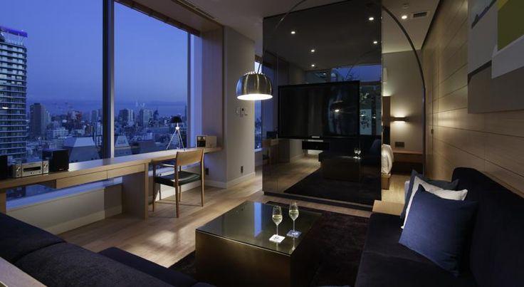 €152 Ouvert en décembre 2013 et situé au cœur du quartier animé de Kabukichō, à Shinjuku, le Shinjuku Granbell Hotel propose des chambres modernes et élégantes...