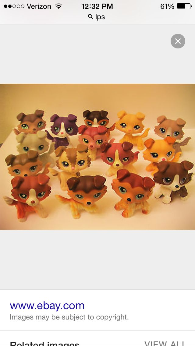 LPS Collies