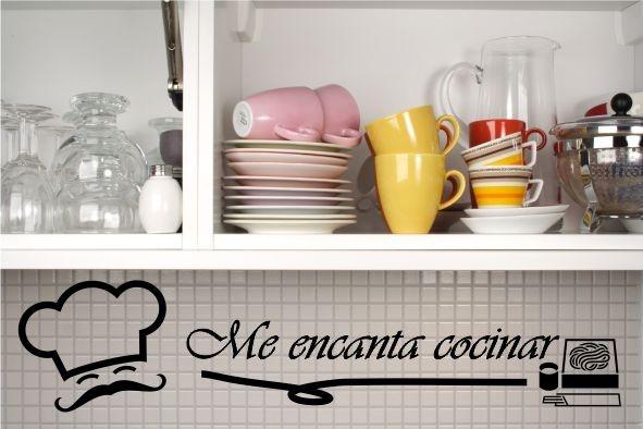 9 best vinilos decorativos para cocinas images on for Cocina para cocinar