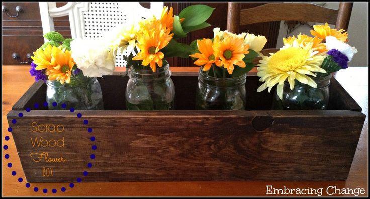 Wood Craft Box Ideas