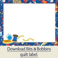 Quilt Labels - Quilt With Us- Lots of labels to download