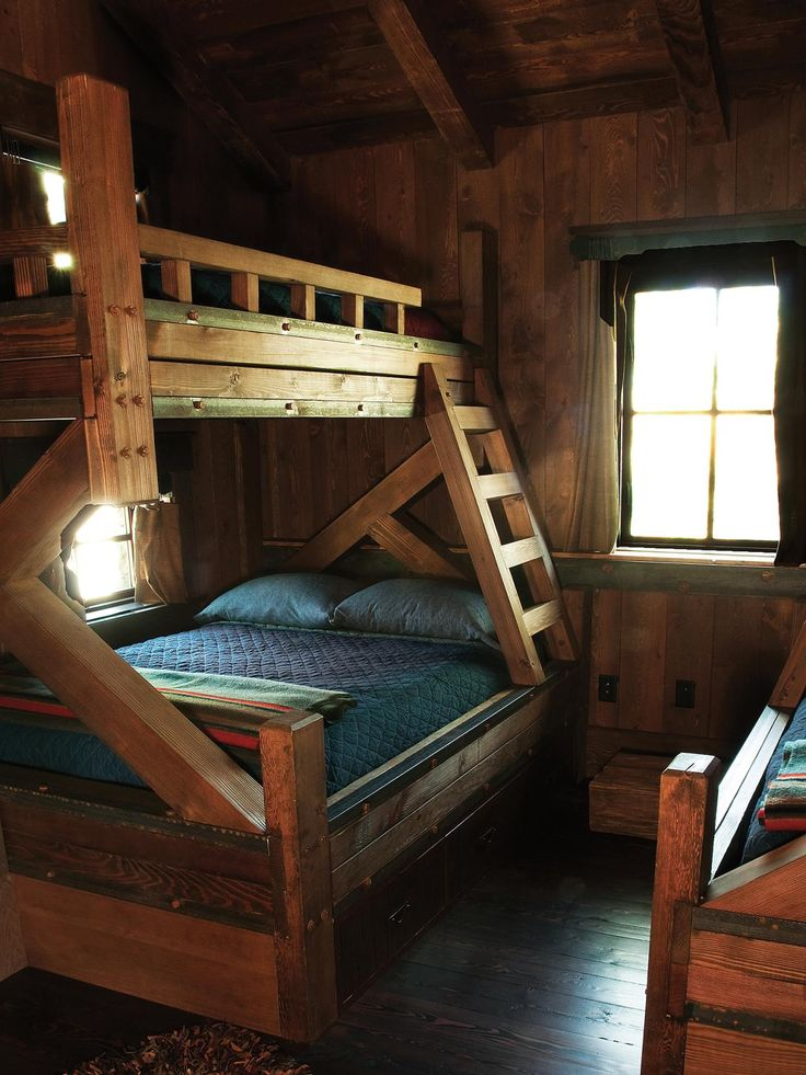 Are Cabin Beds The Solution For Small Bedrooms: 304 Best Images About Cabin Interiors On Pinterest