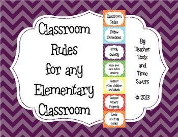 Classroom procedures classroom organization classroom management - Best 25 Elementary Classroom Rules Ideas On Pinterest