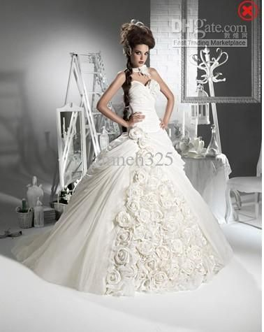 Wholesale Strapless Wedding Dresses Prom Dresses OSCAR Evening Dresses Prom Dresses Peng Dresses Trailing, Free shipping, $103.04-134.4/Piece | DHgate