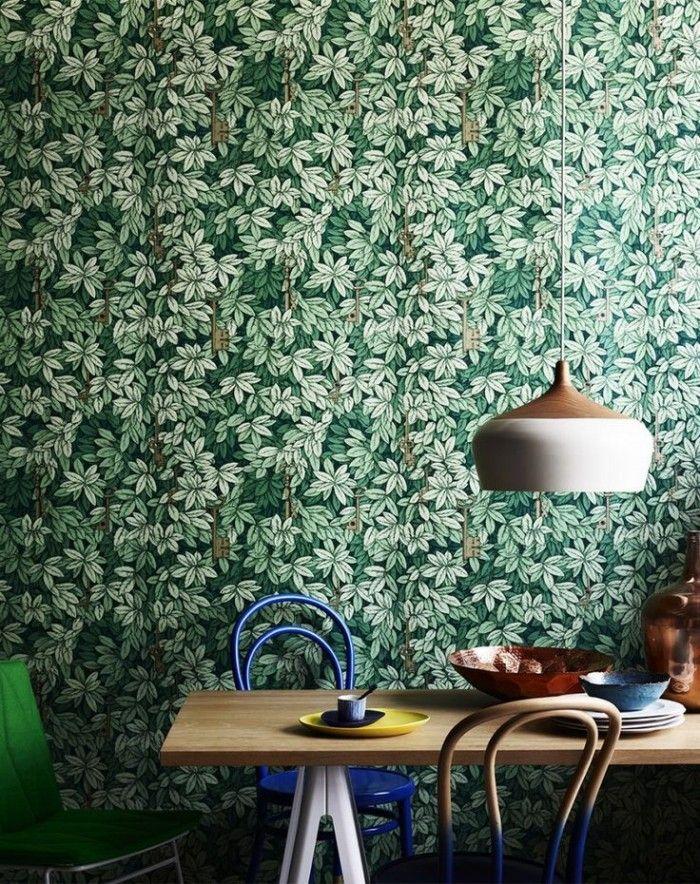 This pattern has a vintage look. #wallpaper #vintage