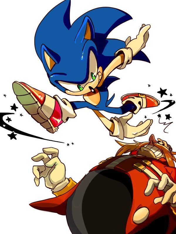 Feature Fanart Friday Face Of The Game Edition Sonic The Hedgehog Sonic Hedgehog