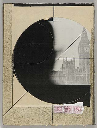 Joseph Cornell, Image of Untitled (Big Ben) Untitled (Big Ben), 1971
