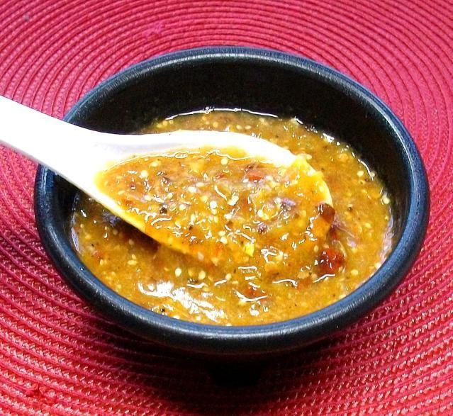 Las salsas de mesa mexicanas – sin ellas no vale la pena comer