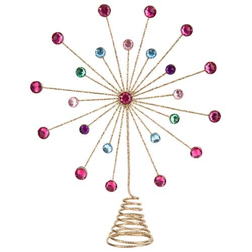 Starburst Gem Tree Topper | Poundland