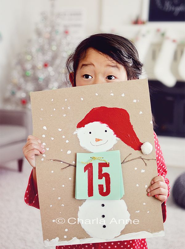 Calendar Kids Craft : Best images about christmas crafts on pinterest