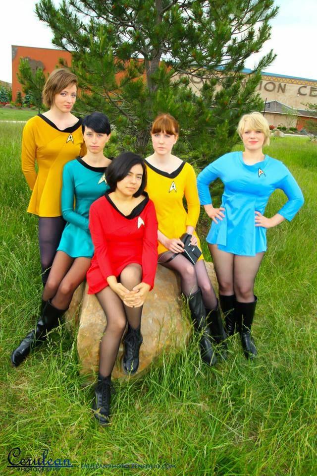 Official Star Trek Continues cast