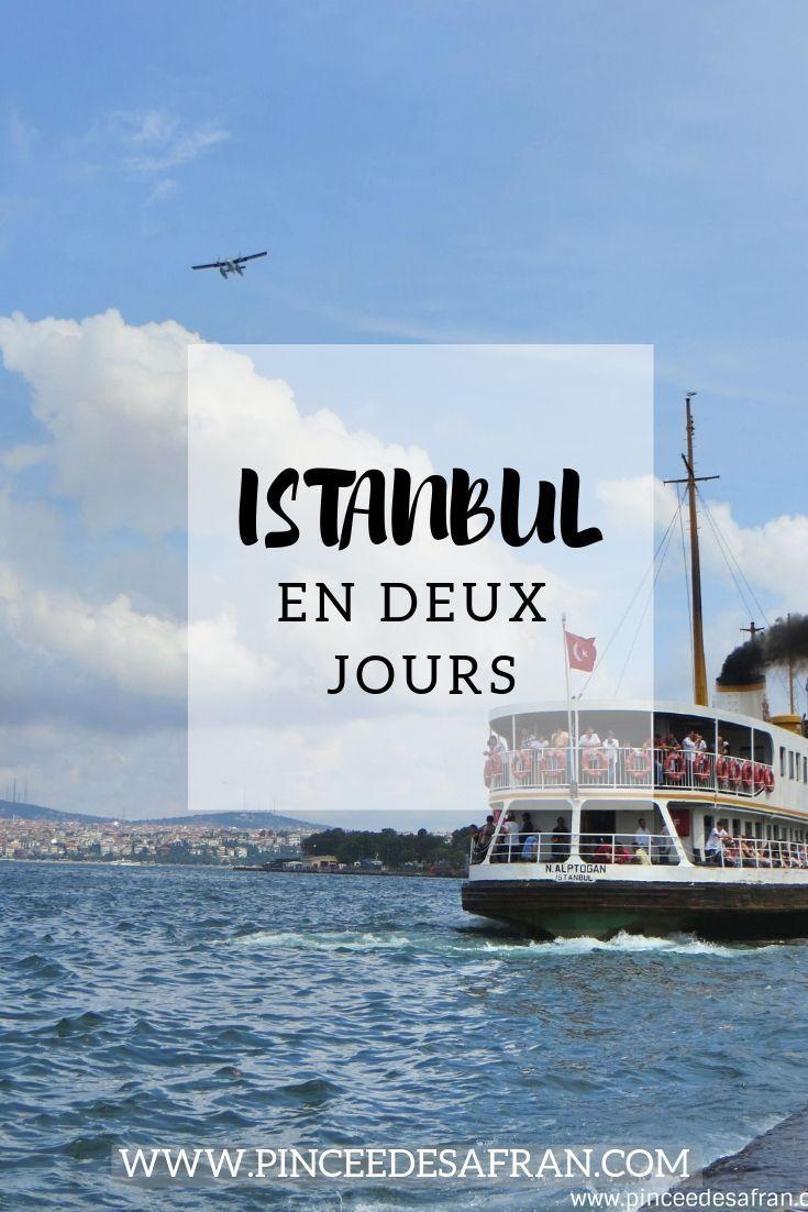 Turkey: Istanbul in Two Days
