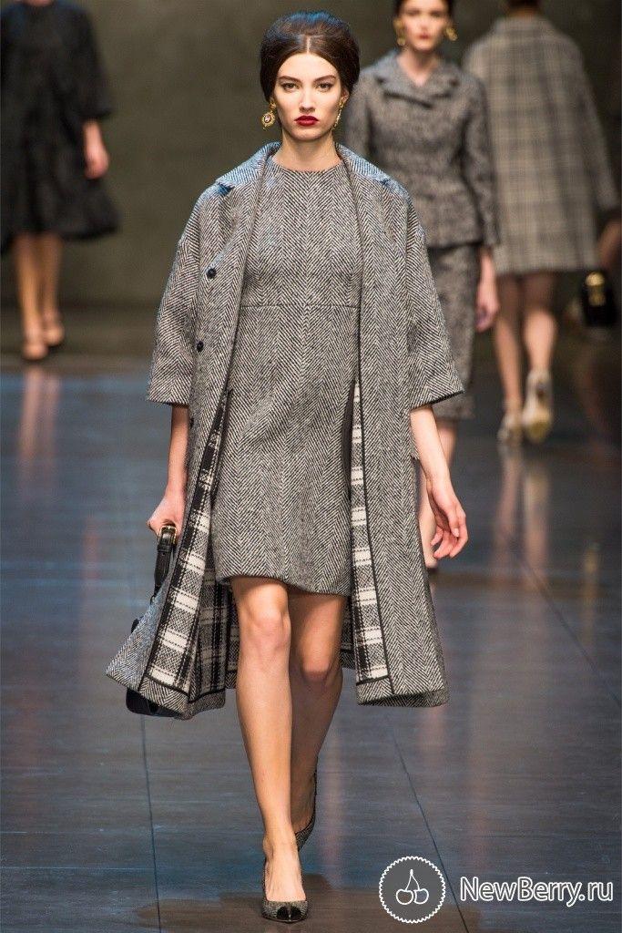 Dolce & Gabbana осень-зима 2013-2014
