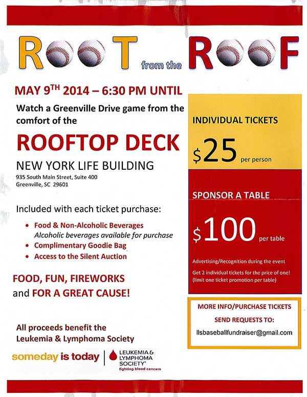 Palmetto Exterminators Is A Proud Sponsor Of Root From The Roof