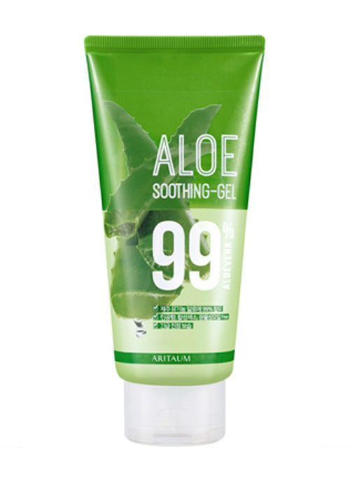 Amore Pacific ARITAUM 99% JeJu Aloe Soothing Gel 320ml,Large-sized Soothing Gel #Aritaum
