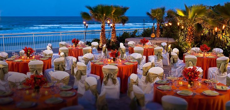 5 Ideas For A Great Beach Themed Wedding In Puglia: Luau Wedding Ideas - Google Search