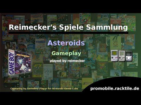 Reimecker's Spiele Sammlung : Asteroids