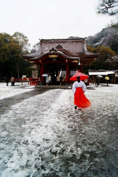 Kamakura Temple - Japan