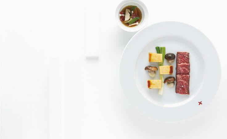 [Premium] Noix de côte de bœuf de Kobe rôtie, fondue japonaise (shabu-shabu) par Alain Ducasse