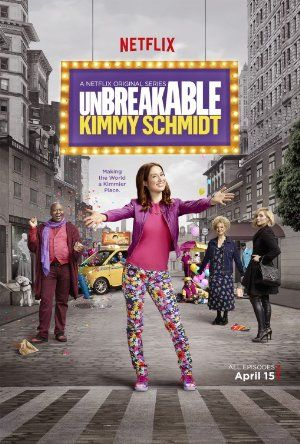 UNBREAKABLE KIMMY SCHMIDT: SEASON 2 (2016) ► Not letting up in season two, Unbreakable Kimmy Schmidt is still odd in the best of ways, wonderfully building on its unique comedy stylings and brilliantly funny cast. ► #FreeMovies #FreeTVShows #IMDb #RottenTomatoes #UnbreakableKimmySchmidt