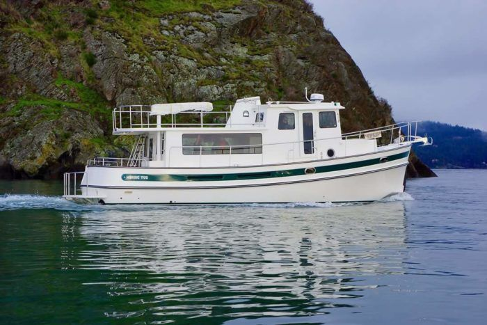 Nordic Tugs 44 Trawler for Sale | Yacht Services and