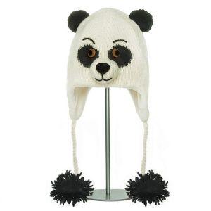 Patches The Panda - zvířecí čepice panda