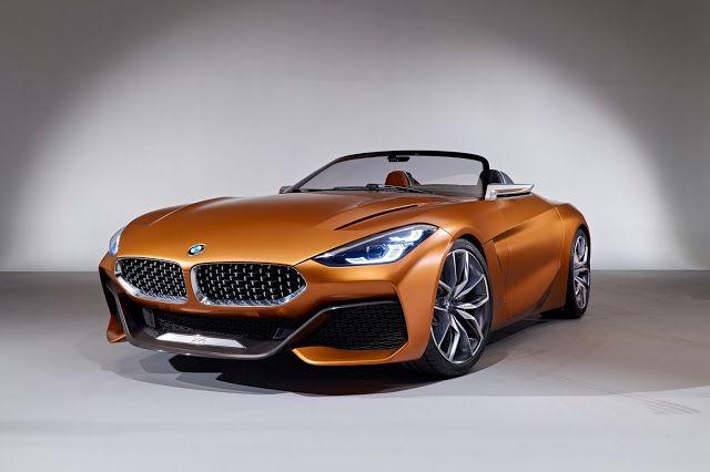 صور سيارة بي ام دبليو Bmw Z4 2019 Bmw Z4 Cool Sports Cars Cheap Sports Cars