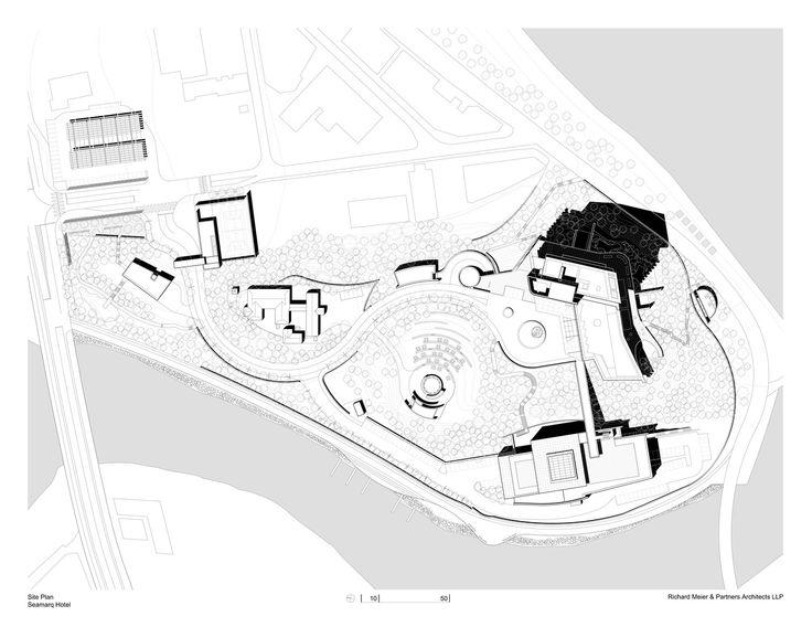 Gallery of Seamarq Hotel / Richard Meier & Partners - 10