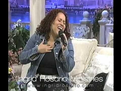 Ingrid Rosario | Eres Mi Respirar Wao como Dios puede usar a las personas dandole ese don de adoracion es maravilloso ♥♥♥ i love my god♥