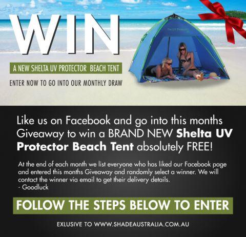 Win This Amazing SUPER UV PROTECTOR UPF 50+