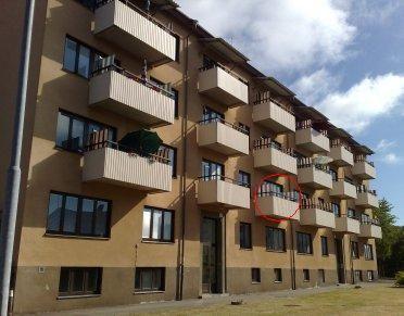 Sjögatan 18, Motala, mitt första hem.