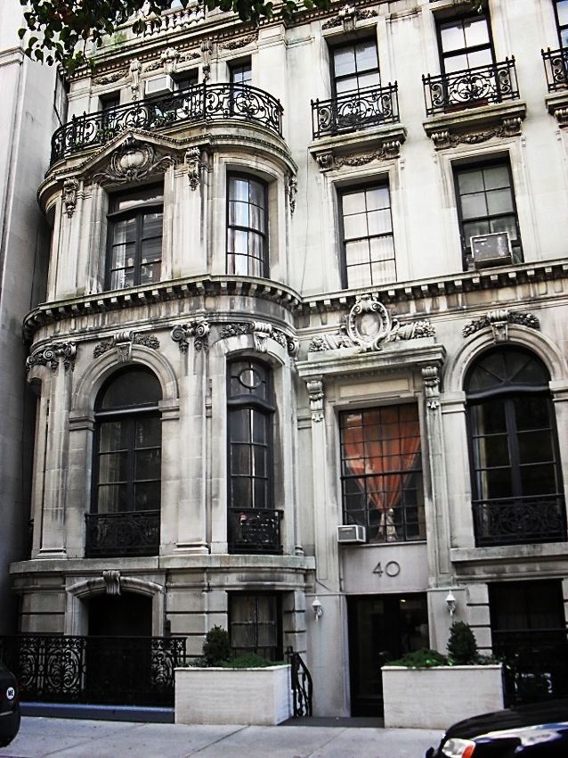 Upper East Side New York City 110 By Vivienne Gucwa