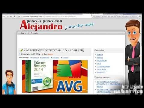 Antivirus Gratis para Windows 7, 8, XP  Antivirus 2014 2015 full Espanol...