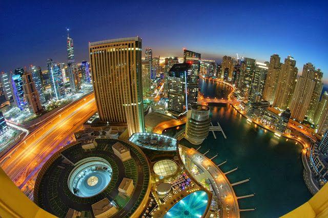 Dubai Maria a dream land