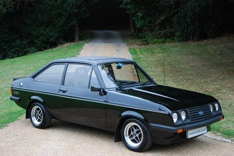 Ford ESCORT RS 2000 for sale in Matfield Kent United Kingdom | Classic and Performance Car