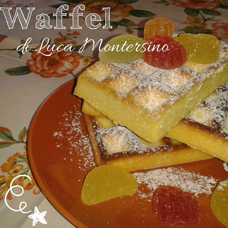 Briciole di pane: Waffel (Luca Montersino)