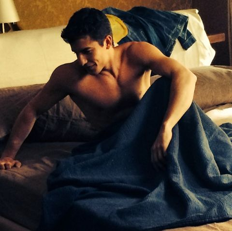 I want to wake up to this every single day (with Marc Marquez)