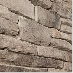 BuildDirect: Manufactured Stone Veneer - Style: Granite / Pack Size: Ledgestone 10 sq ft Flat