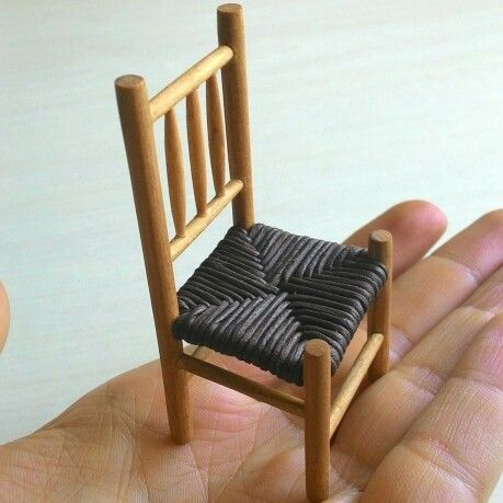 Miniature Chair - Handmade