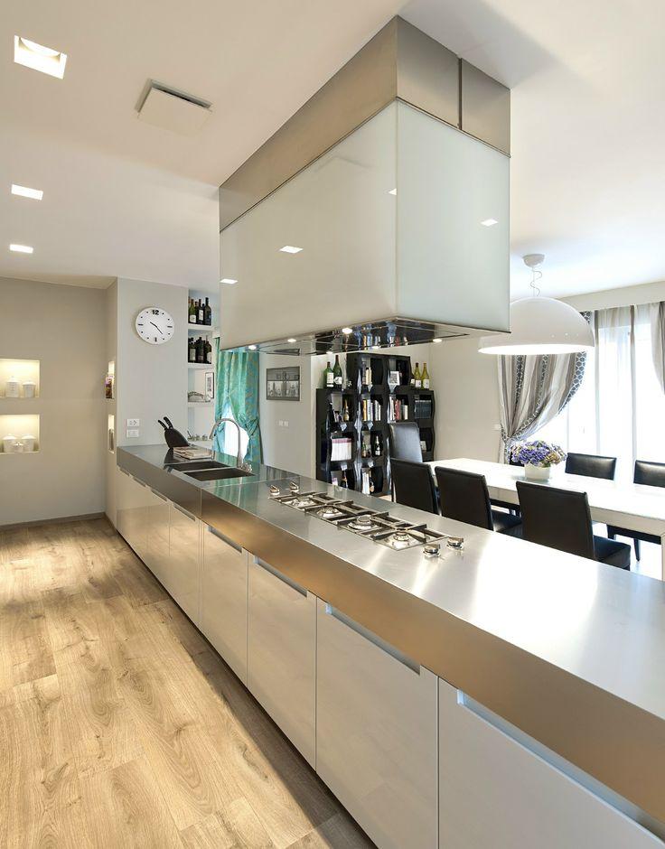 Kitchen design home decor a collection of ideas to for Case ristrutturate da architetti