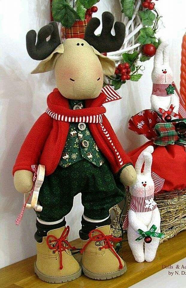 Pin de diana arbelaez en navidad pinterest navidad - Navidad adornos navidenos ...