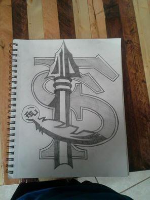 FSU... Amazing artwork