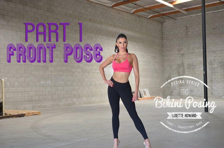PRO Bikini Posing Teil 1: VORNE POSE   – npc bikini prep