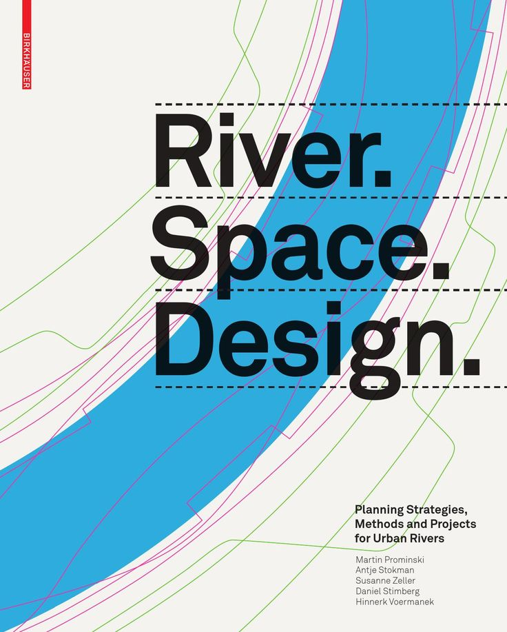 River.Space.Design River.Space.Design is a systematically organised reference book for the design and planning of river spaces. These designs typically have to reconcile flood control, ecological considerations and the creation of open sapces, all within tight space constraints.
