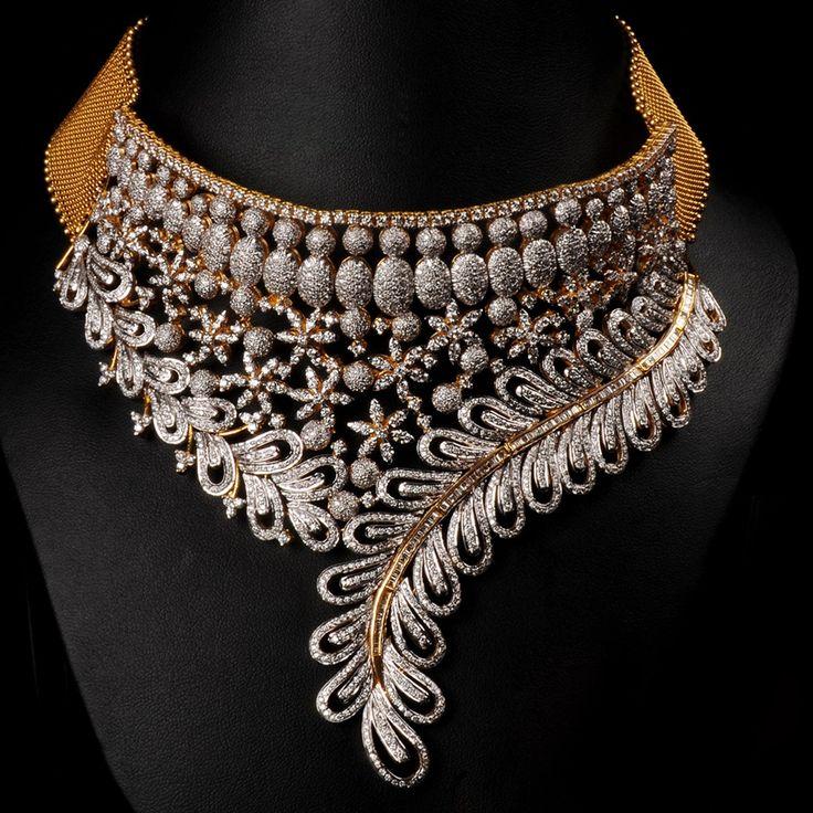 Exclusive Wedding Necklace Design
