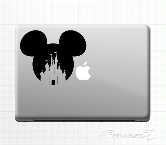 This sticker will fit any 13 or larger laptop. Add a bit of personality to your Macbook    Very easy to apply  High quality laser guided cut vinyl  100%