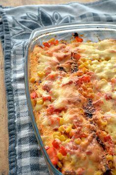 Hoe kan het nu dat ik, als groot liefhebber van de Mexicaanse keuken, nog niet eerder een recept voor Enchilada's heb geplaatst. Dol ben ik op deze sompige ovenwraps gevuld met goed gekruide kip of gehakt. Het werd de hoogste…